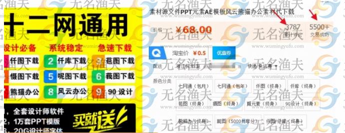 分享5个上手就可以操作的虚拟产品赚钱项目!  网赚项目 暴利项目 暴利行业 第5张