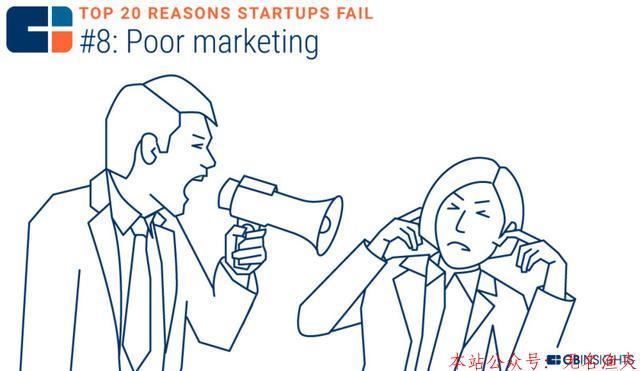 创业者必读:创业失败有20个主要原因,你自我检查了吗?  第14张