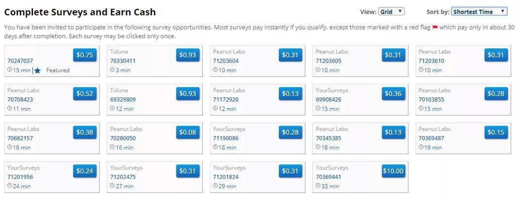 国外网赚:0成本撸美金的小项目,每天赚个奶茶钱!,网赚项目广告联盟